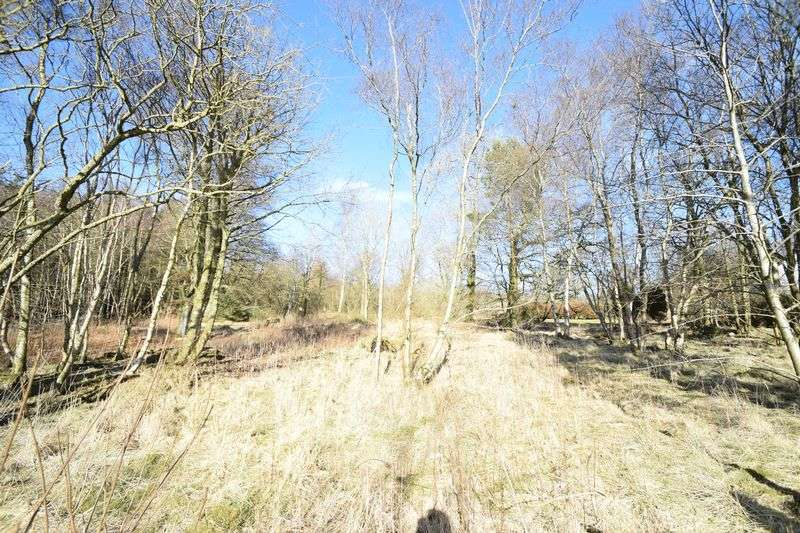 Land Commercial for sale in Plot with Planning Permission, Millrig Road, Wiston By Biggar