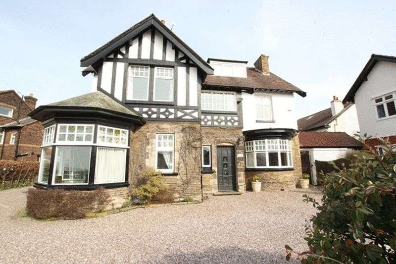 5 Bedrooms Detached House for sale in Claremount Road, Wallasey, Wirral