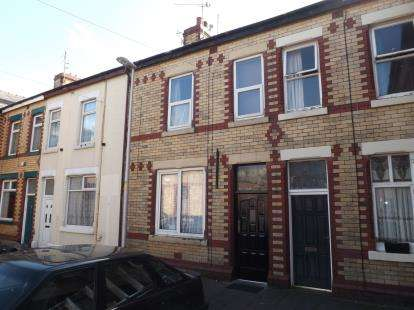 3 Bedrooms Terraced House for sale in Empire Grove, Blackpool, Lancashire, FY3
