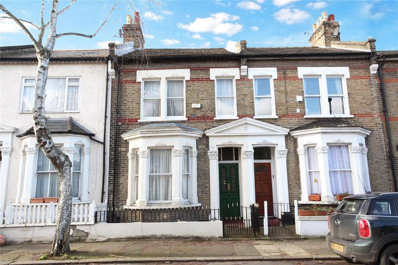 3 Bedrooms Terraced House for sale in Andalus Road, London, SW9
