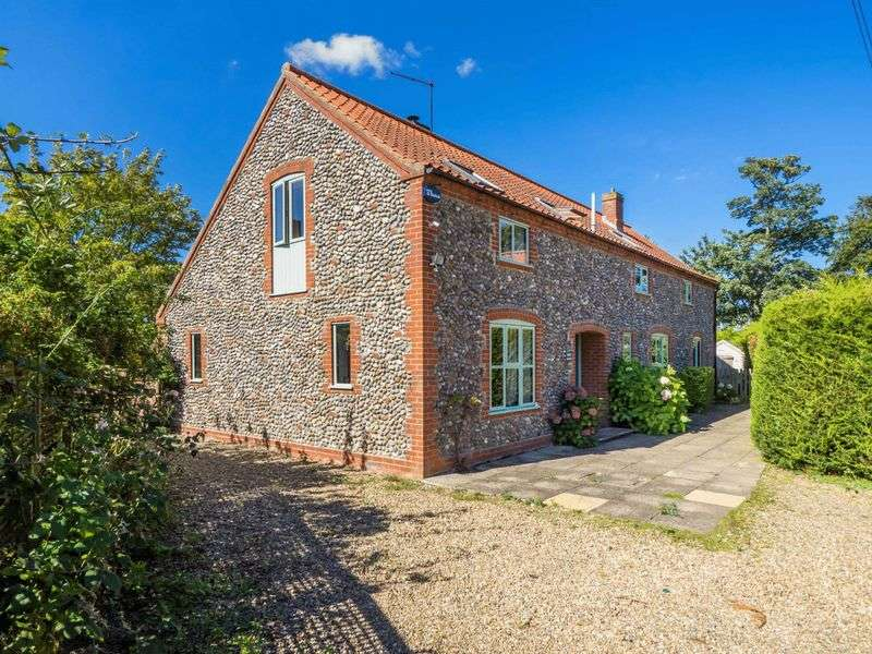 4 Bedrooms Cottage House for sale in Field Dalling Road, Binham, Fakenham