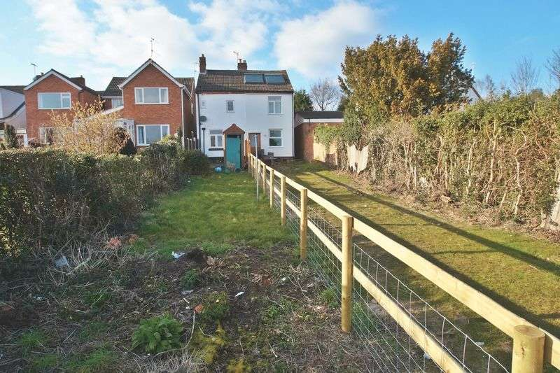 2 Bedrooms Semi Detached House for sale in Garibaldi Terrace, Bromsgrove