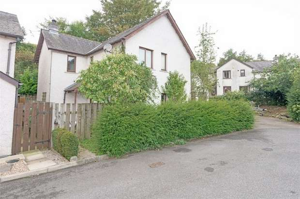 4 Bedrooms Detached House for sale in Abbots Vue, Backbarrow, Ulverston, Cumbria