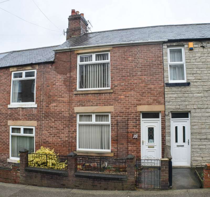 2 Bedrooms Terraced House for sale in Victoria Terrace, Prudhoe, NE42