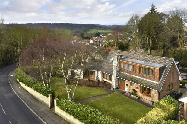 6 Bedrooms Detached House for sale in Rowley Lane, Fenay Bridge, HUDDERSFIELD, West Yorkshire