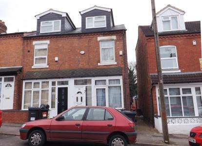 4 Bedrooms End Of Terrace House for sale in Teignmouth Road, Selly Oak, Birmingham, West Midlands