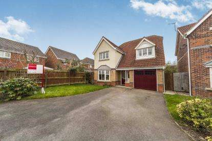 4 Bedrooms Detached House for sale in Ettersgill Close, Eaglescliffe, Stockton-On-Tees, Durham
