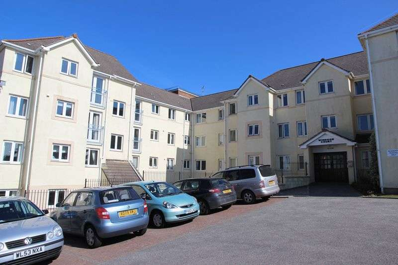 1 Bedroom Retirement Property for sale in Windsor Court, Newquay