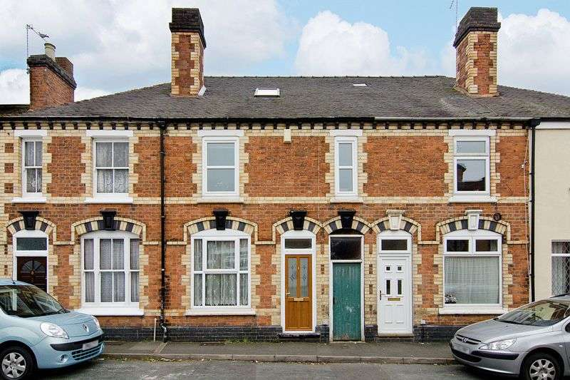 4 Bedrooms Terraced House for sale in Hednesford Street, Cannock