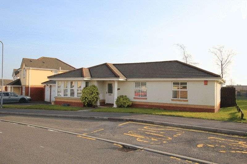 3 Bedrooms Detached Bungalow for sale in PANTYFEDWEN, CARMARTHEN
