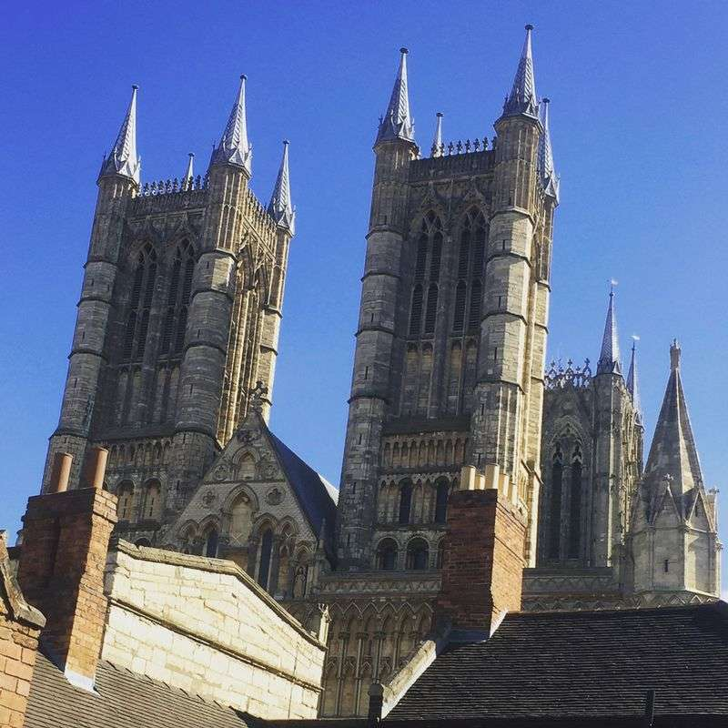 2 Bedrooms Flat for sale in Steep Hill, Lincoln