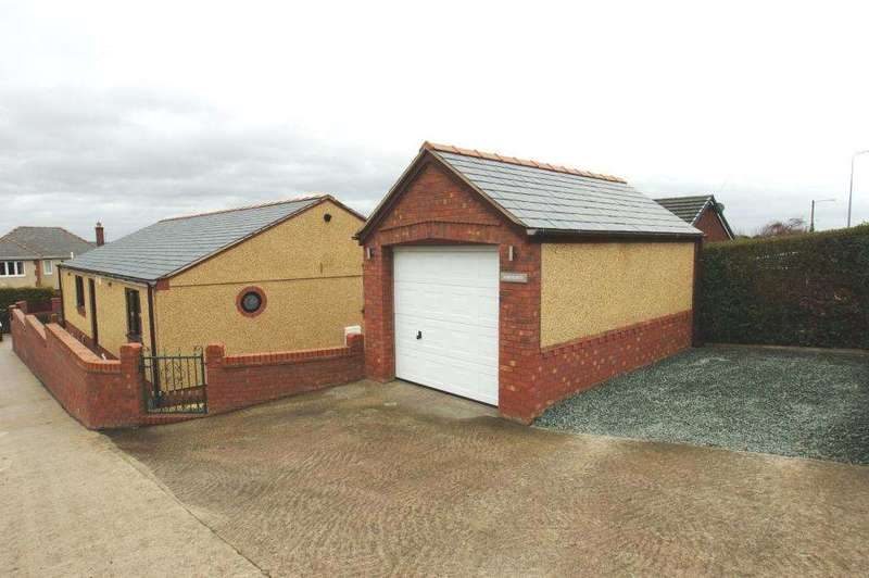 3 Bedrooms Bungalow for sale in Holywell Road, Bagillt, Flintshire, CH6 6JT.