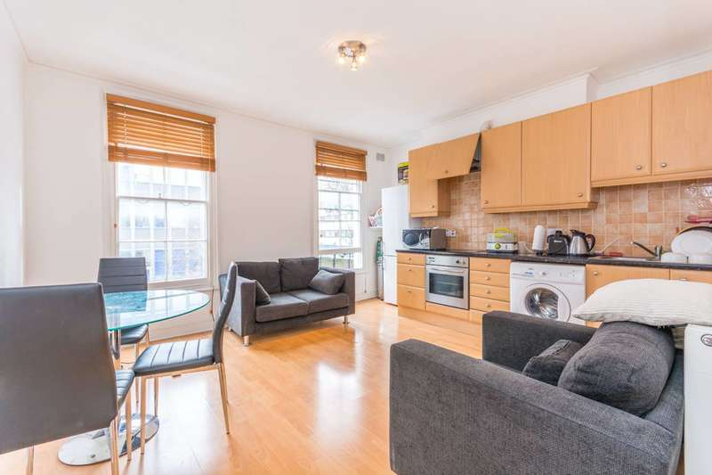 2 Bedrooms Flat for sale in Penfold Street, Lisson Grove, NW1