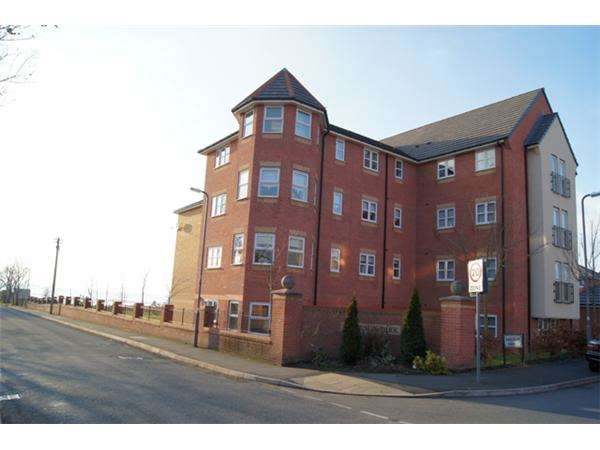 2 Bedrooms Flat for sale in Carina Court, Aigburth, Liverpool, L17