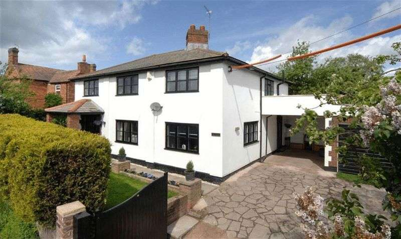 3 Bedrooms Detached House for sale in Lapley Road, Stafford