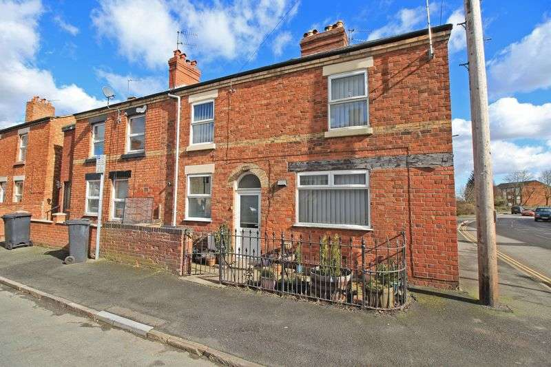 2 Bedrooms House for sale in Castle Street, Oswestry
