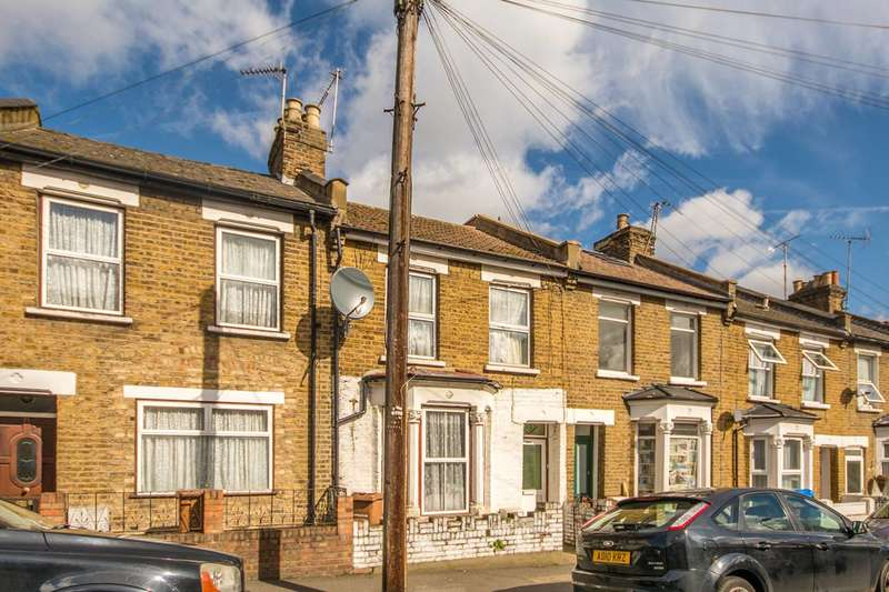 3 Bedrooms House for sale in Olinda Road, Stamford Hill, N16