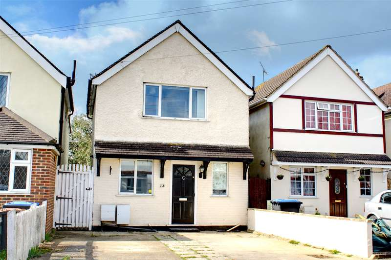 3 Bedrooms Detached House for sale in Bourneside Road, Addlestone, Surrey, KT15
