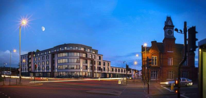2 Bedrooms Flat for sale in Apartment 9 Honeybourne Gate, Cheltenham: NEW HOME - PART EXCHANGE AVAILABLE ON SELECTED APARTMENTS