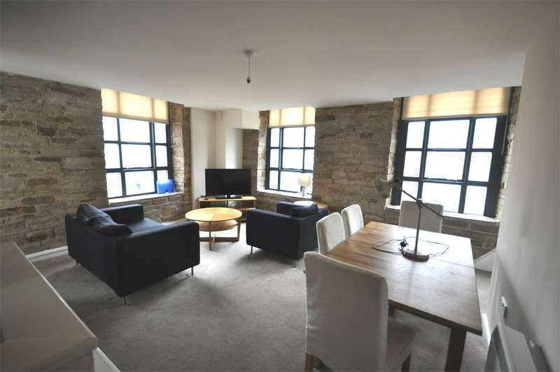 1 Bedroom Flat for sale in Parkwood Mill, Stoney Lane, Longwood, Huddersfield