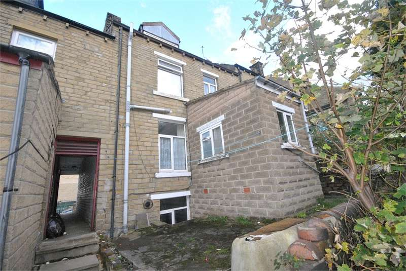 3 Bedrooms Terraced House for sale in Moorbottom Road, Thornton Lodge, Huddersfield, West Yorkshire