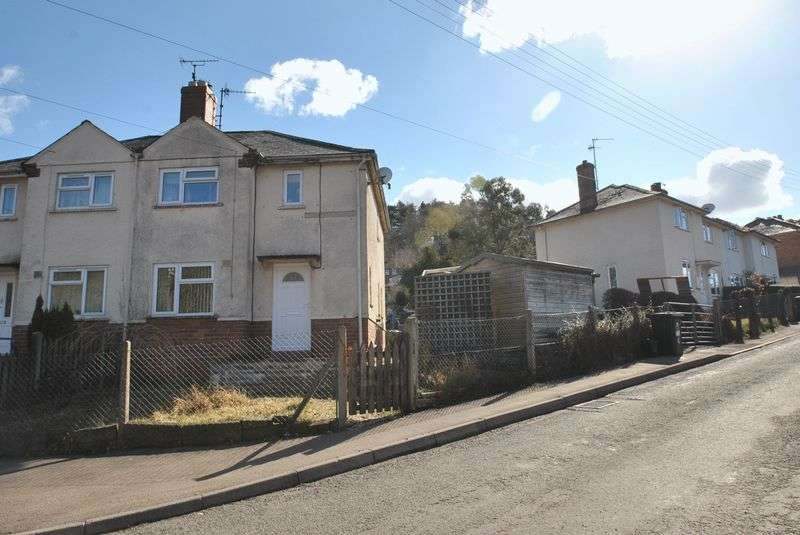 3 Bedrooms Semi Detached House for sale in PARKEND, NR. LYDNEY, GLOUCESTERSHIRE