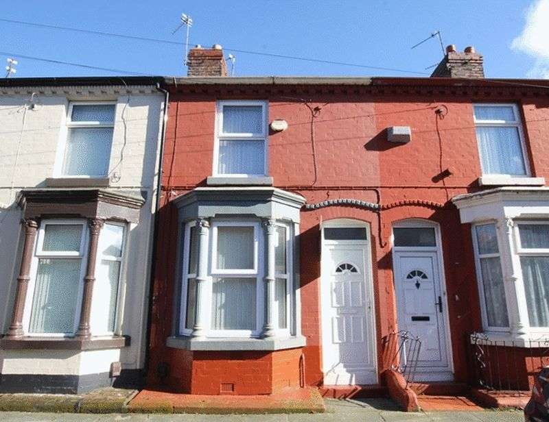3 Bedrooms Terraced House for sale in Macdonald Street, Wavertree, Liverpool, L15
