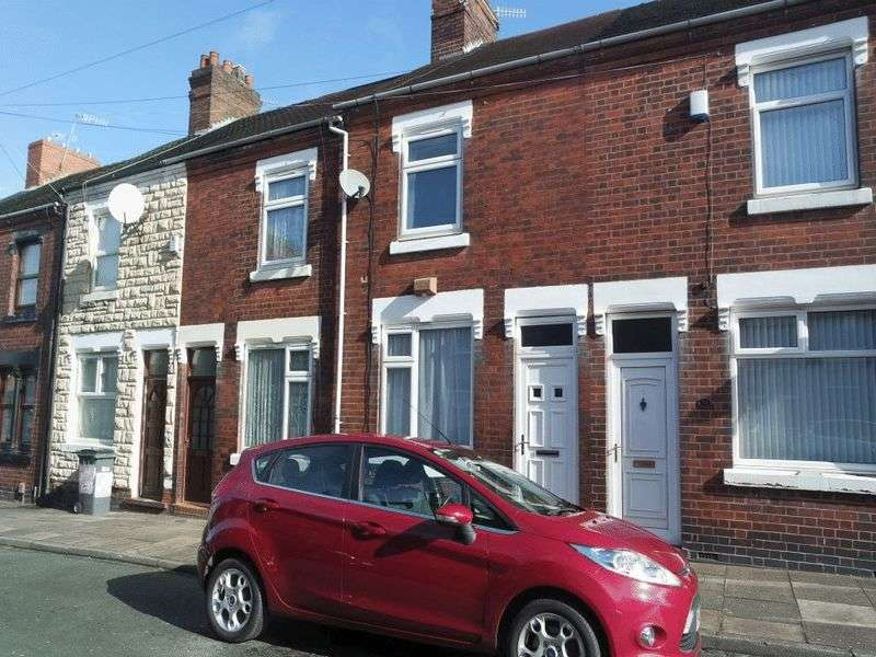 2 Bedrooms Terraced House for sale in Ashworth Street, Fenton, Stoke on Trent, ST4 4NY