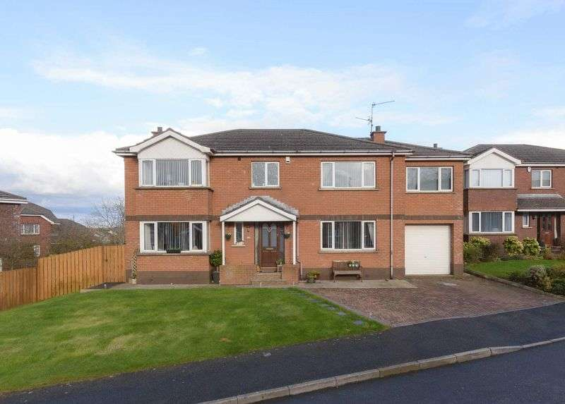 5 Bedrooms Detached House for sale in 54 Oakwood Avenue, Carryduff, BT8 8SW