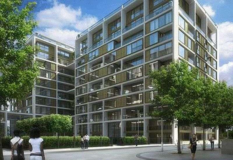 2 Bedrooms Flat for sale in Kensington High Street, London