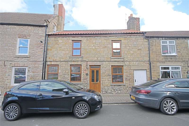 2 Bedrooms Terraced House for sale in Office Square, Staindrop, Darlington, DL2