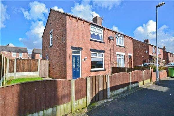 3 Bedrooms Semi Detached House for sale in Car Street, Platt Bridge