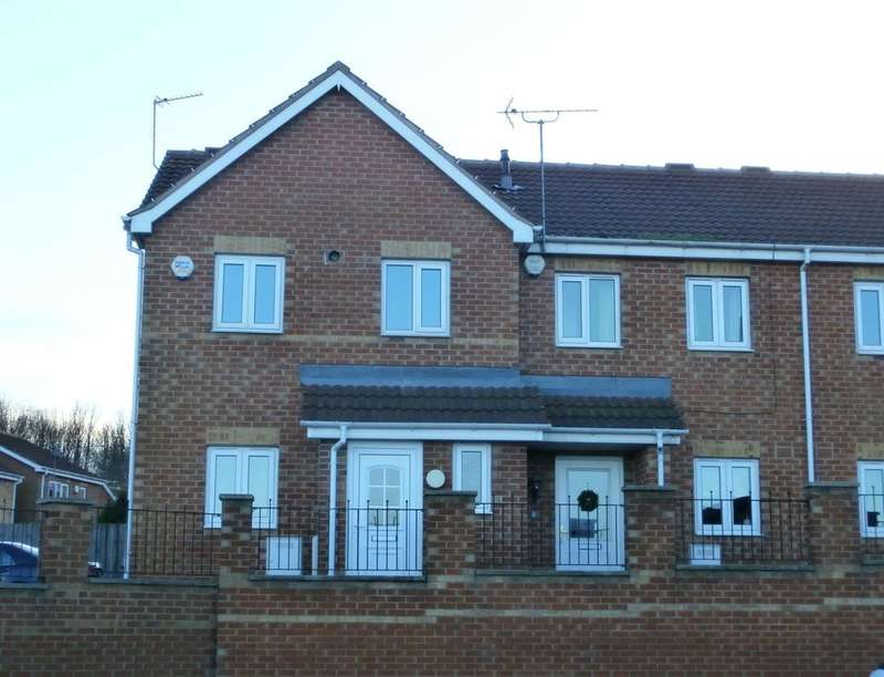 3 Bedrooms Property for sale in Tuscany Villas Doncaster Road, Barnsley, S70