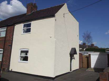 House for sale in Main Street, Thringstone, Coalville, Leicestershire