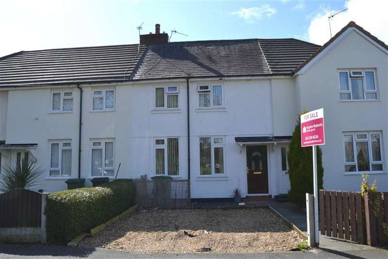 2 Bedrooms Property for sale in Forwood Road, Bromborough, Wirral