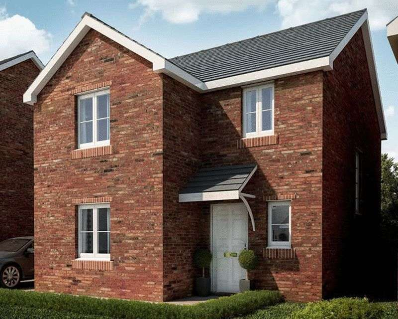 3 Bedrooms Detached House for sale in Plot 49 Ponthir Road Caerleon NP18 3NY
