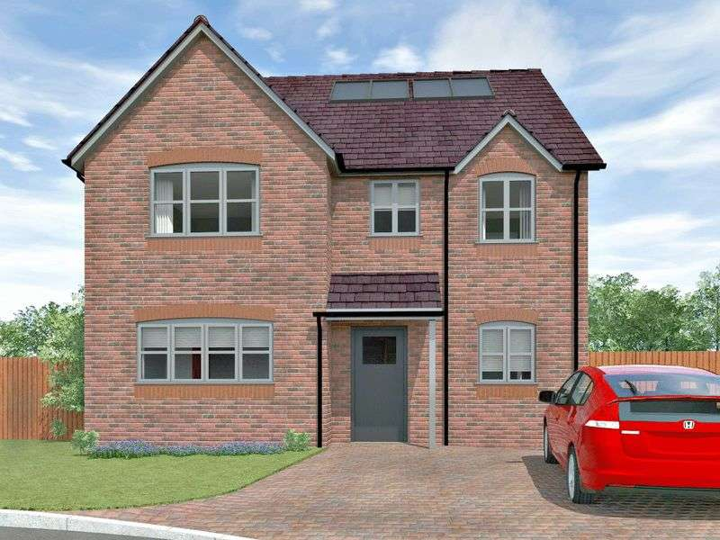 4 Bedrooms Detached House for sale in Heath Court, Ellerdine
