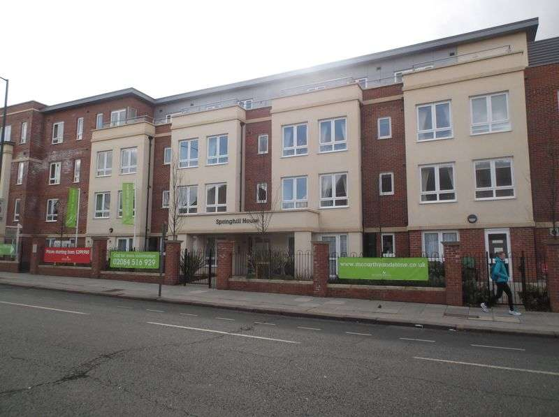 1 Bedroom Flat for sale in Springhill House,Willesden Lane, London: NO CHAIN one bed second floor retirement apartment