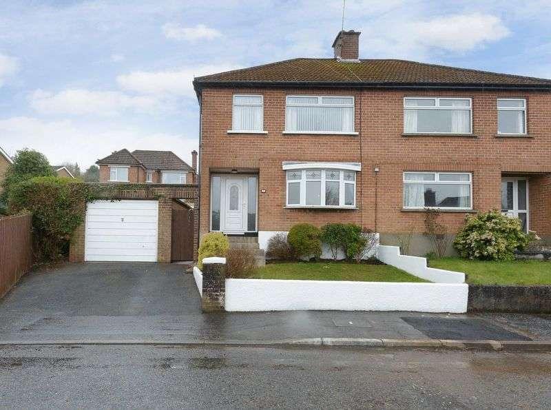 3 Bedrooms Semi Detached House for sale in 13 Burnside Park, Belfast, BT8 6HU