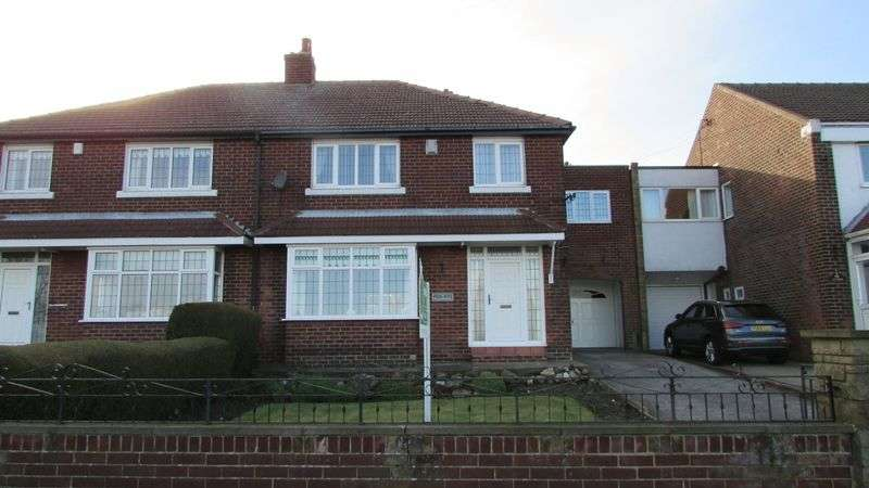 4 Bedrooms Semi Detached House for sale in Stockton Road, Easington