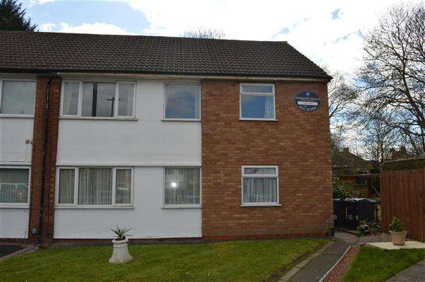 2 Bedrooms Maisonette Flat for sale in Amanda Drive, Yardley, Birmingham