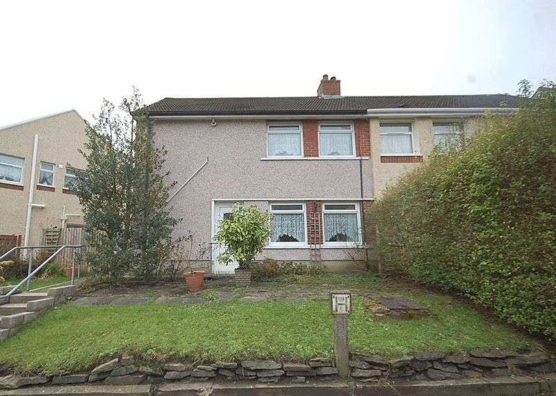 3 Bedrooms Semi Detached House for sale in 18 Brynteg, Briton Ferry, Neath, SA11 2YG
