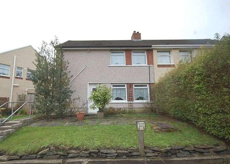 3 Bedrooms Semi Detached House for sale in 18 Brynteg, Briton Ferry, Neath, SA11 2YG