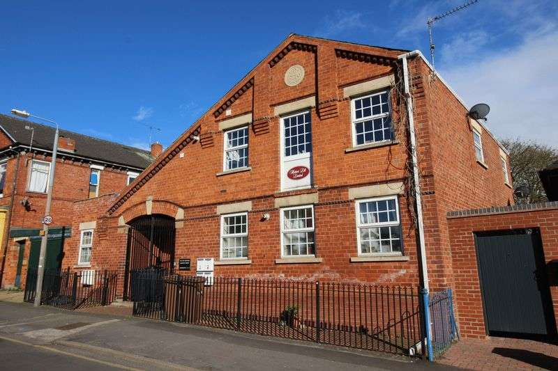 1 Bedroom Flat for sale in The Old Printers, Hampton Street, West Parade, Lincoln