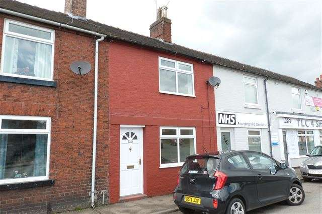 2 Bedrooms Terraced House for sale in Ball Haye Green, Leek, Staffordshire, ST13 6BH
