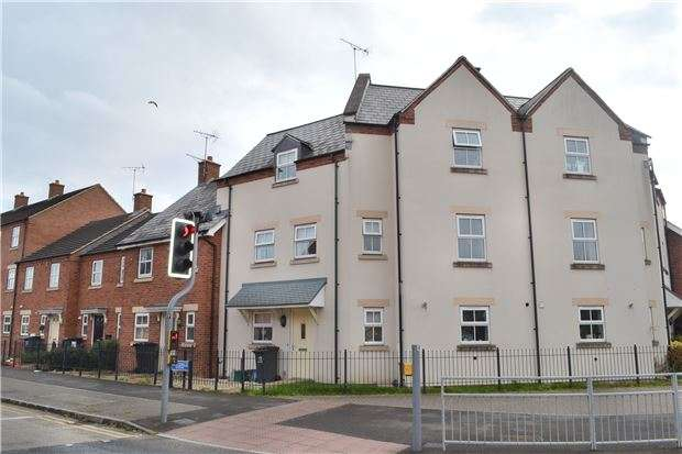4 Bedrooms Terraced House for sale in Woodvale Kingsway, Quedgeley, GLOUCESTER, GL2 2AU