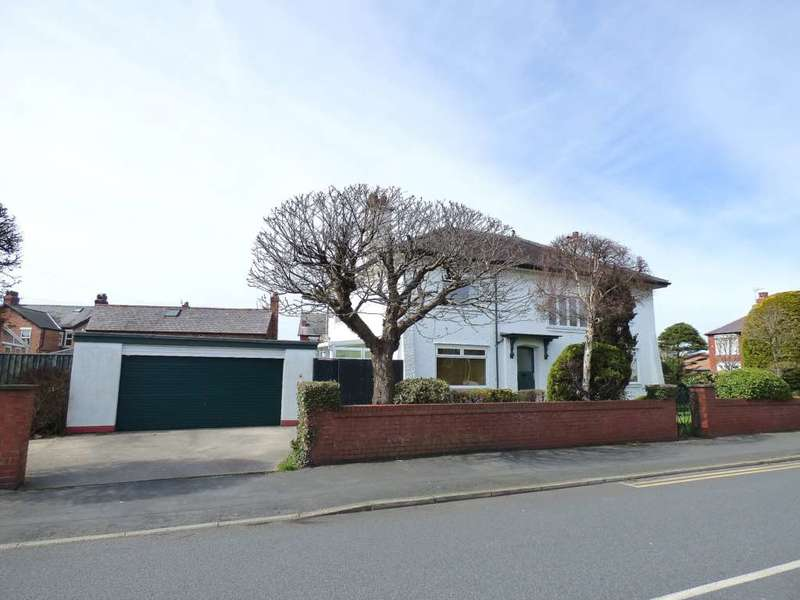 4 Bedrooms Detached House for sale in Gordon Road, Ansdell, Lytham St. Annes