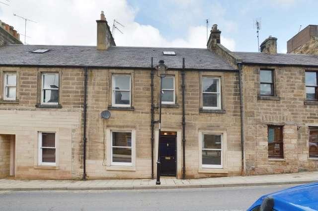 2 Bedrooms Flat for sale in Main Street, Gorebridge, Midlothian, EH23 4BY