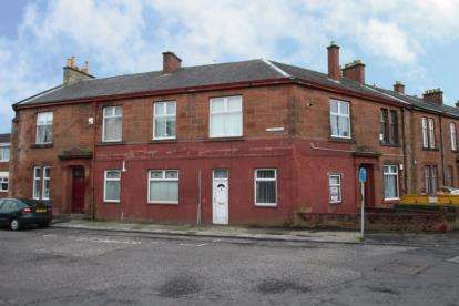 3 Bedrooms Flat for sale in Mackinlay Place, Kilmarnock