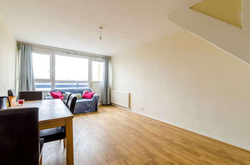2 Bedrooms Flat for sale in Burdett Road, Poplar, E14